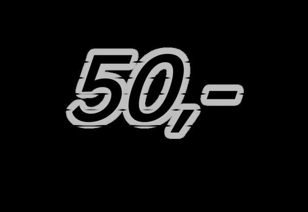 Gutschein Wert 50 Euro
